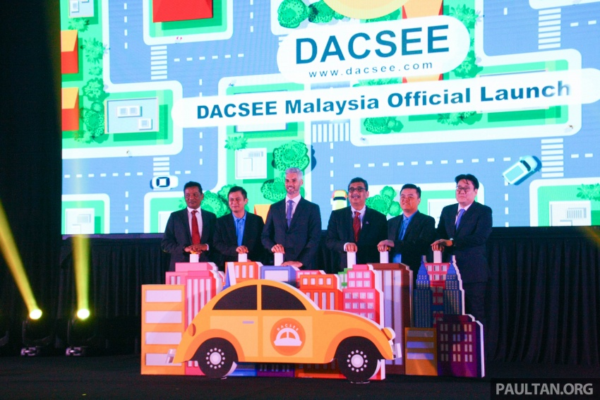 [paultan] – Ride Sharing takes a new twist with DACSEE app