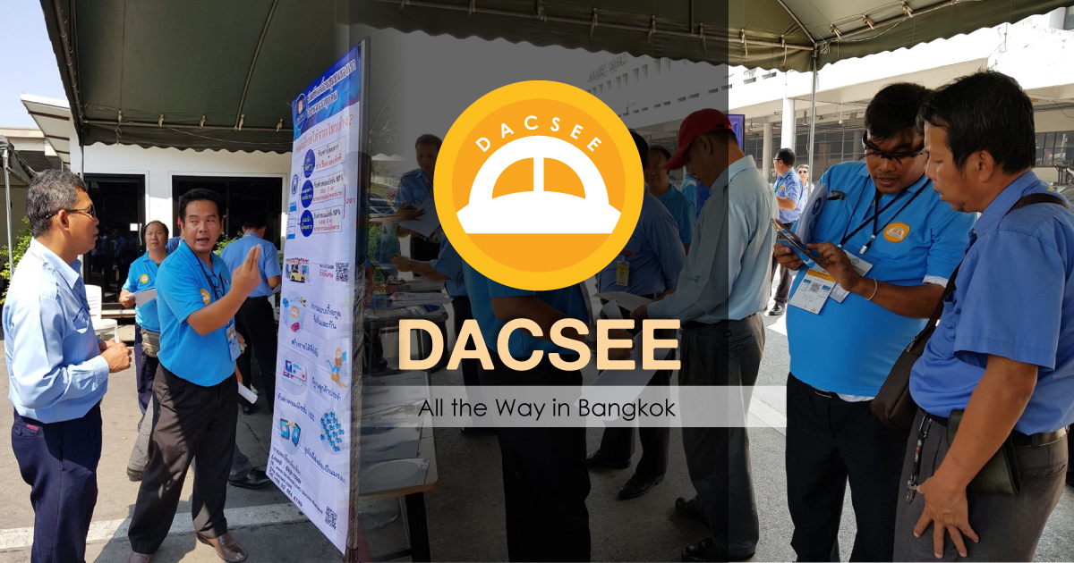 Great news – DACSEE has made its way to Bangkok!