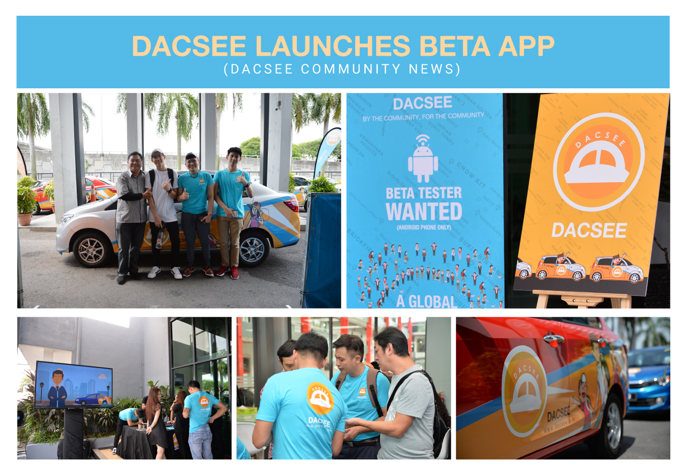 DACSEE LAUNCHES BETA APP