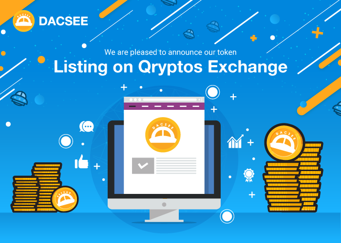 DACSEE Token Listing & Distribution Update