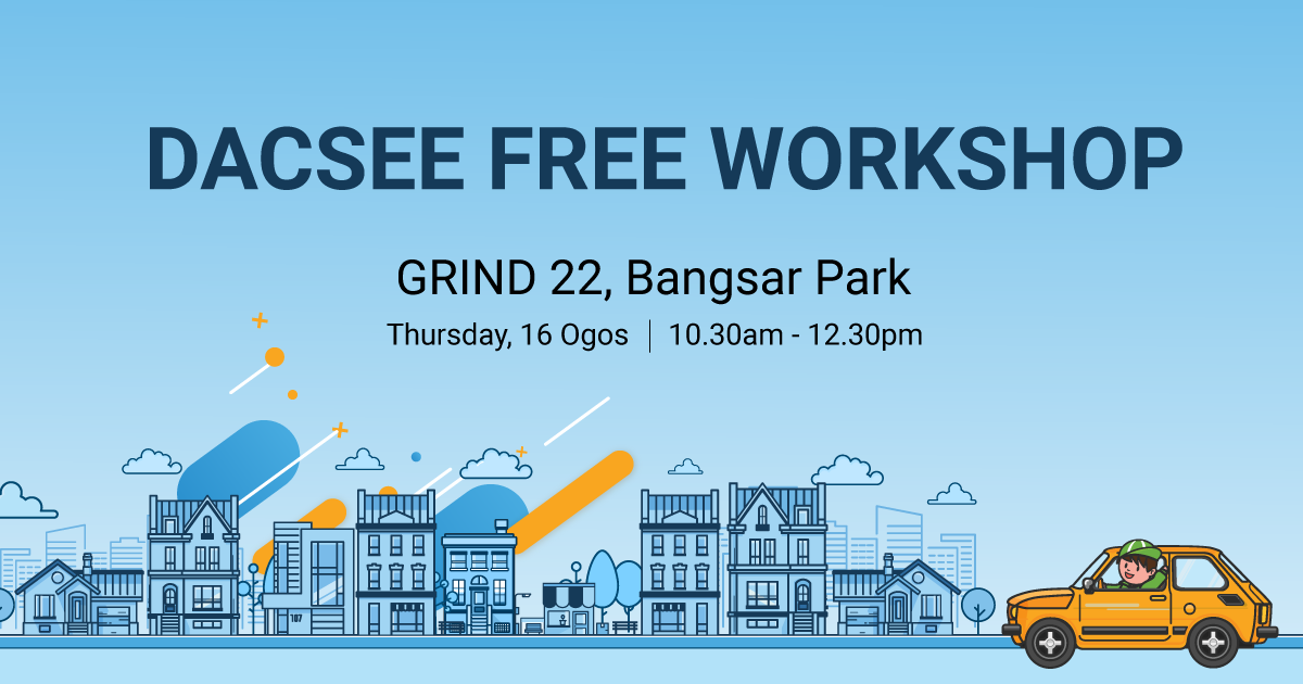 DACSEE Free Workshop