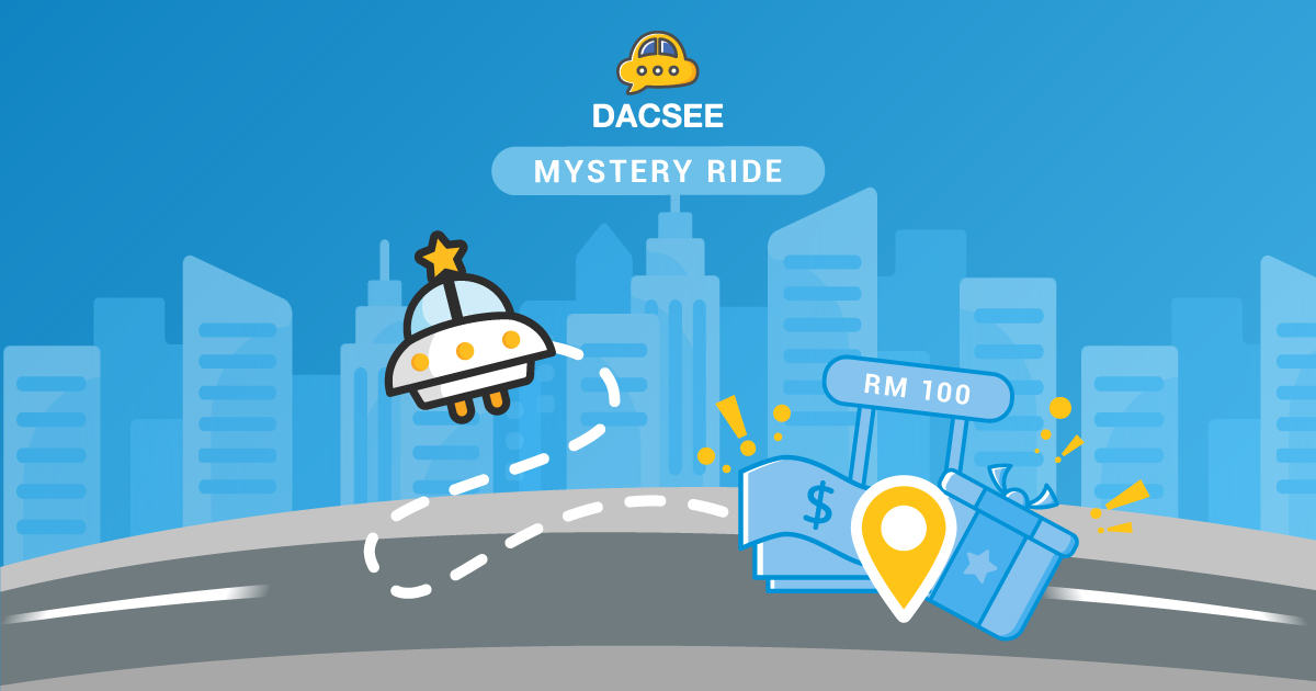 DACSEE Mystery Ride is extended. Yay!