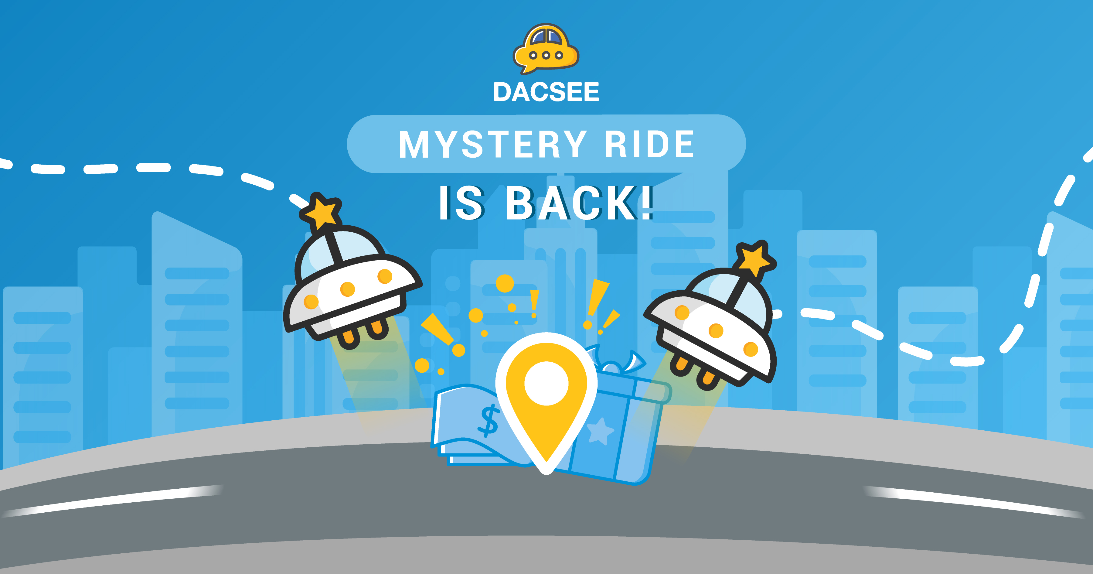 DACSEE Mystery Ride is Back!