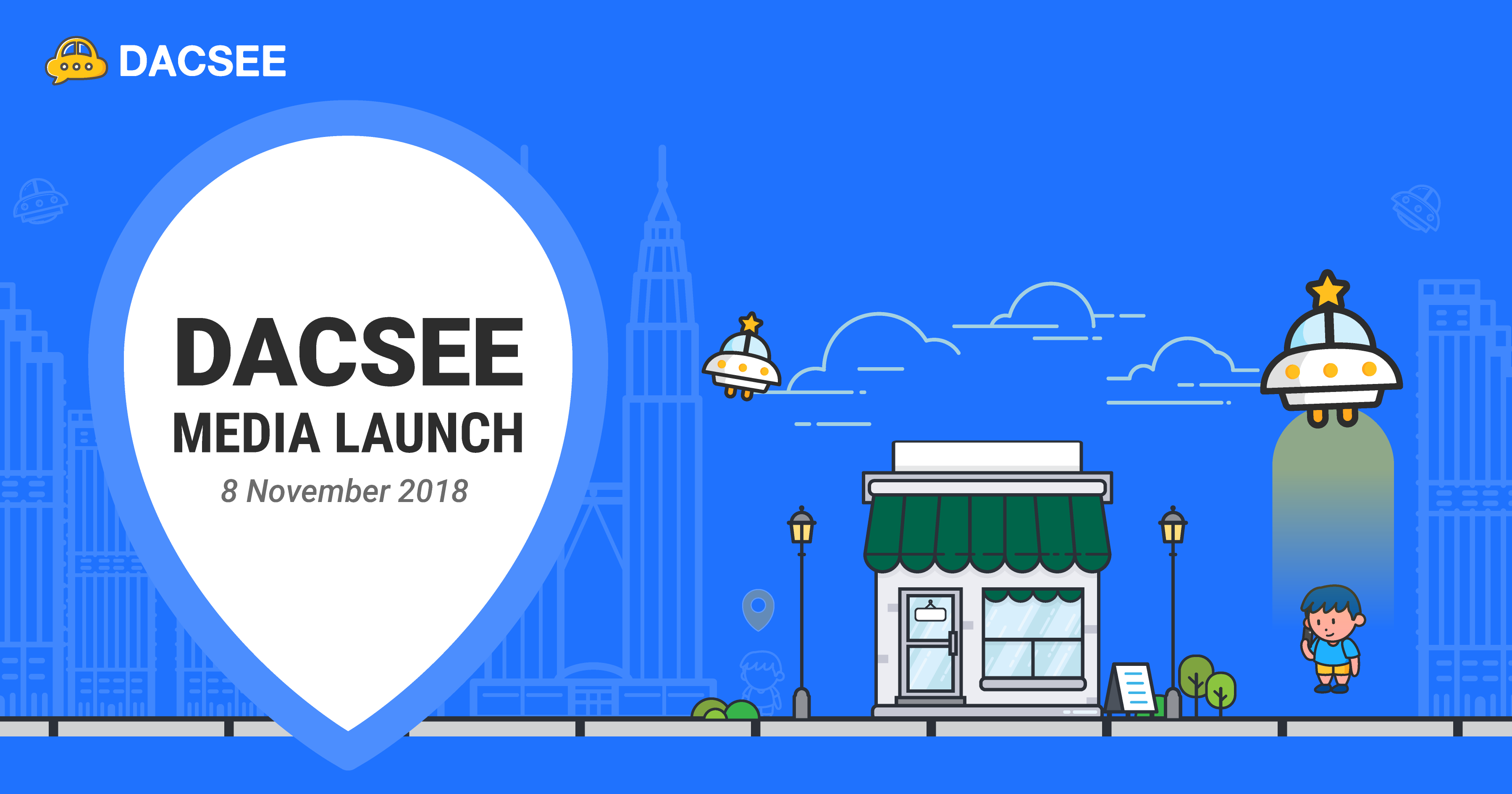 DACSEE Media Launch