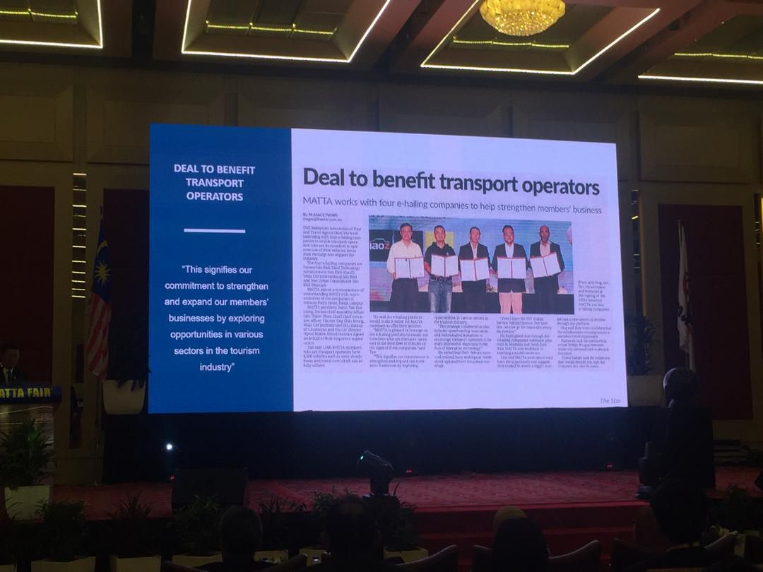 Dacsee Gives Away Discounted Rides in Collaboration with MATTA Fair