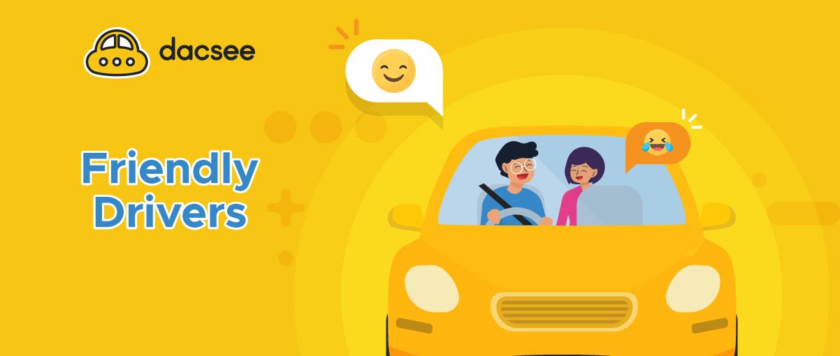 Usah Bersedih, Jom Berkawan dengan Komuniti Friendly Driver Dacsee!